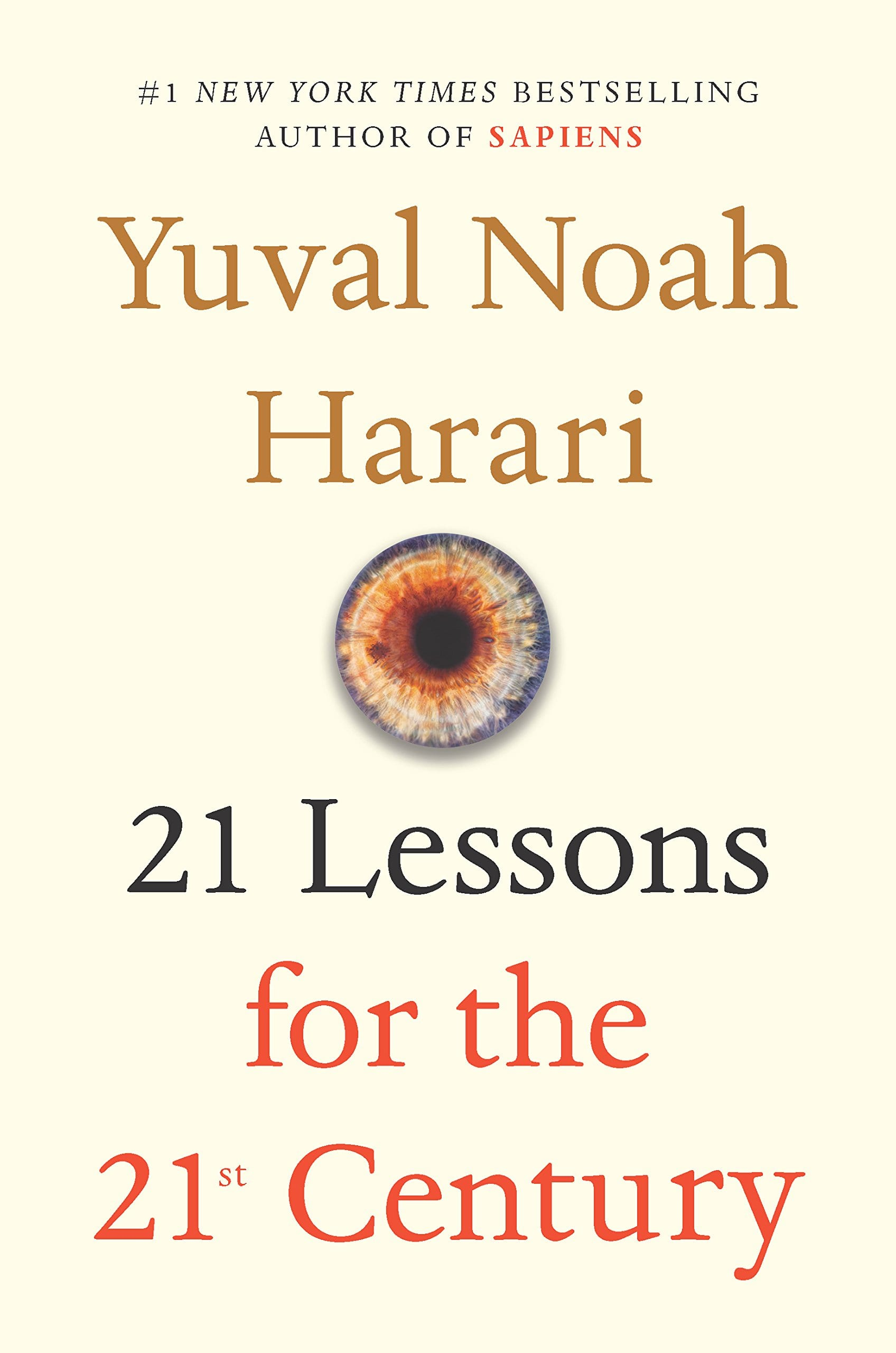 '21 Lessons for the 21st Century' shows humanity's challenges