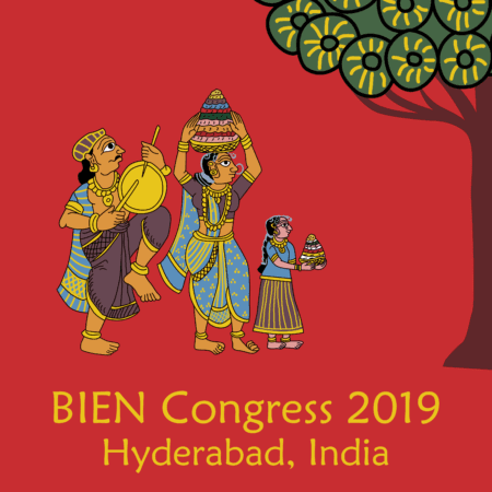 BIEN Congress 2019 in India BIEN Конгресс 2019, Индия