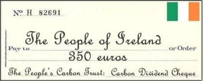 Carbon Tax And Dividend Endorsed By Irish Prime Minister Bien
