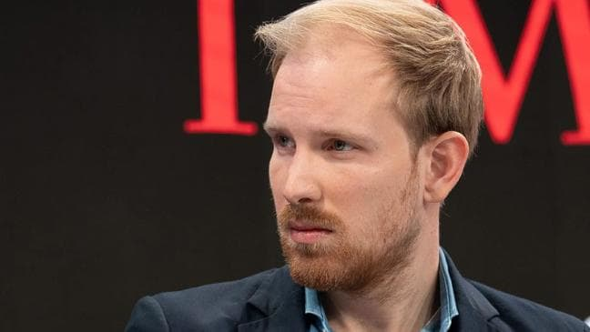 International: Rutger Bregman: He is saying out loud what the majority of people is thinking
