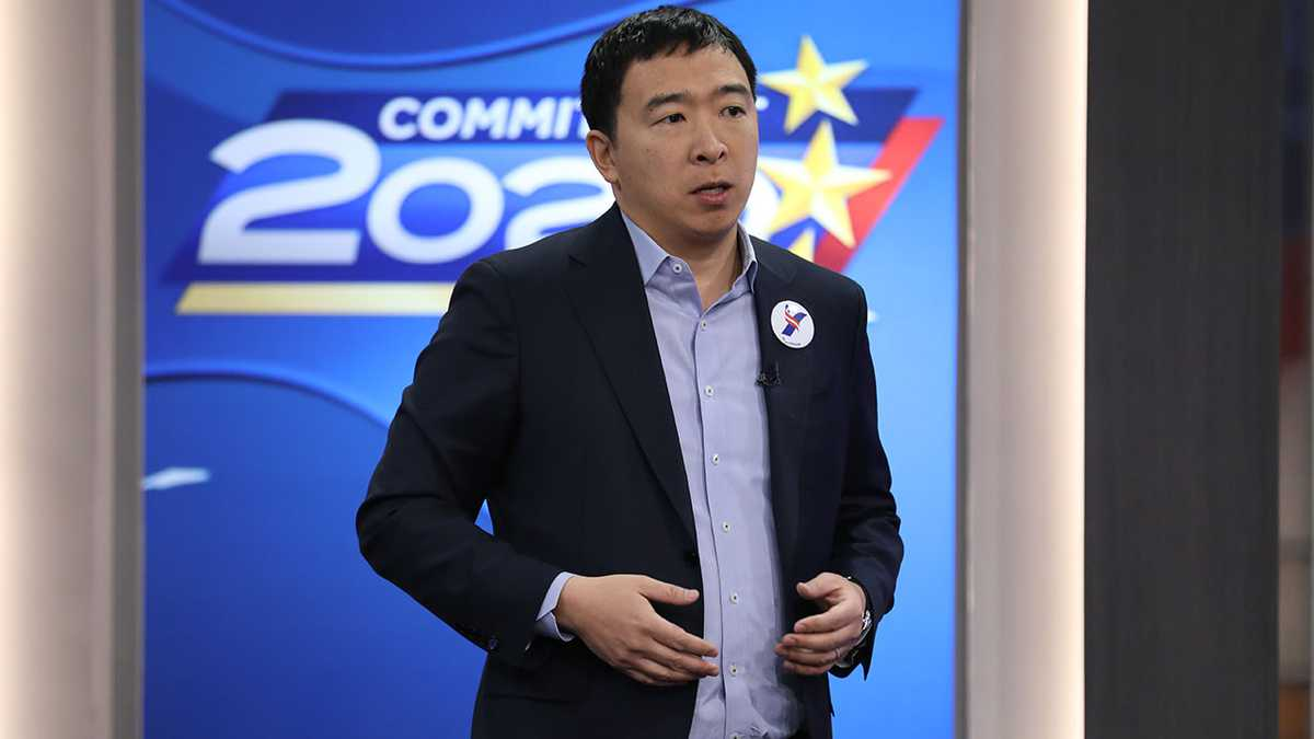 Unites States: Andrew Yang reaches milestone: likely to be in a televised debate