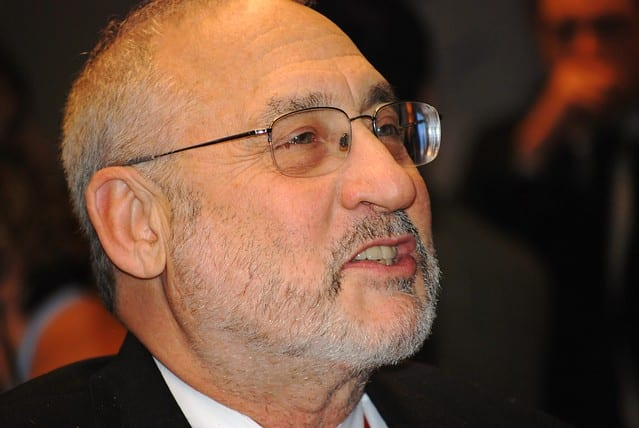 Joseph Stiglitz on UBI and the future of work