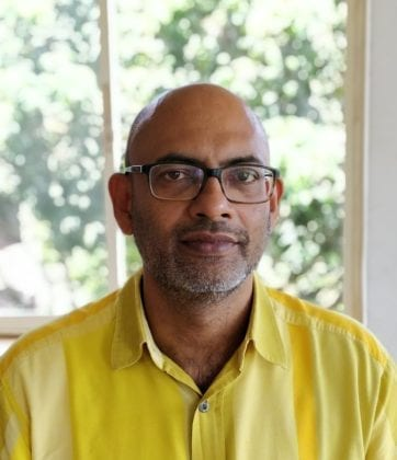 Rahul Basu, Research Director of the Goa Foundation