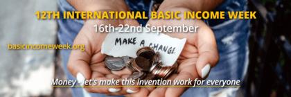 Basic Income Week 2019