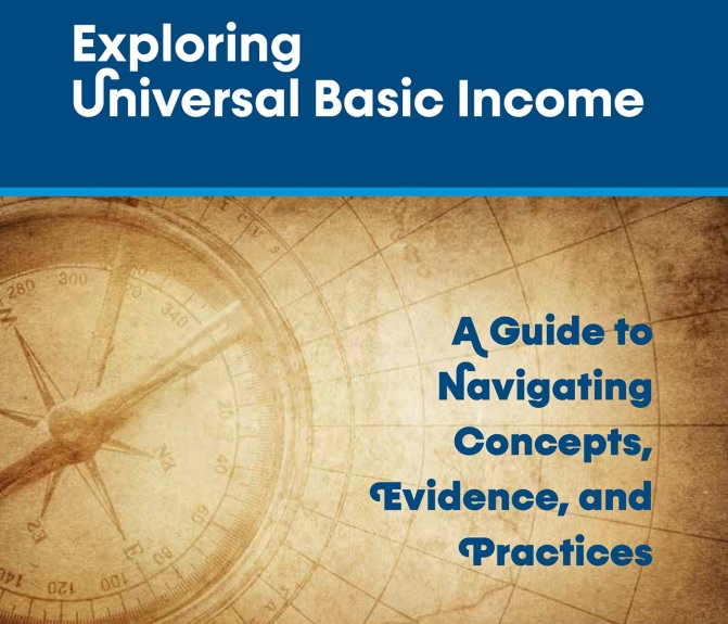 New book: Exploring Universal Basic Income