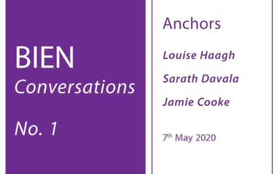 Launch of the BIEN Conversations – why critical debate is more important than ever