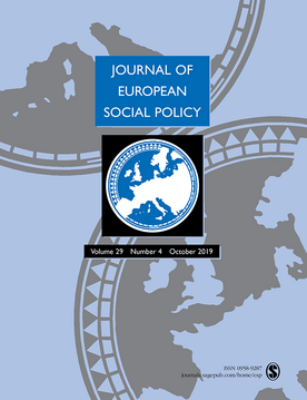 Journal of European Social Policy blog article about Basic Income