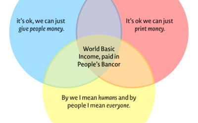 Basic Income: Remittances from Nowhere