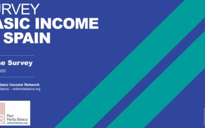 Spain: Spanish Basic Income Network (RRB) releases a new survey on UBI support in Spain