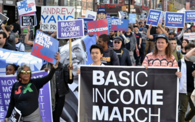Basic income march goes 'virtual'