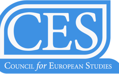 Council for European Studies conference, June 2021